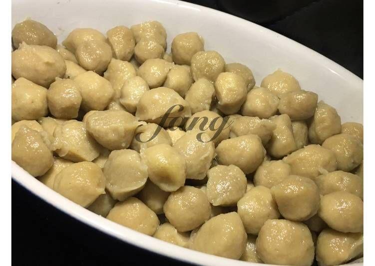 Resep Pentol Cilok Elite Oleh Fang Resep Makanan Resep Makanan Memasak