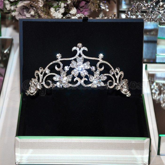 Coroa de Noiva - Coroas / Grinaldas - ARRANJOS