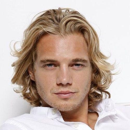40 Best Blonde Hairstyles For Men 2020 Guide Long Hair Styles
