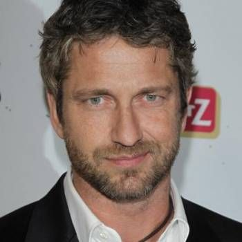 The Hottest Silver Foxes Gerard Butler Celebrities Handsome Men