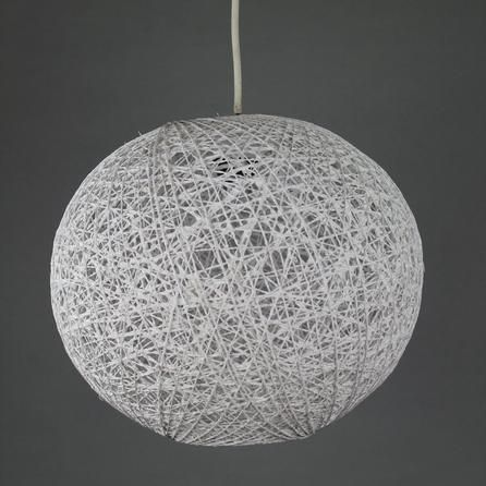 Big Ball Pendant Lamp Shade | Woven Ball Ceiling Pendant Shade