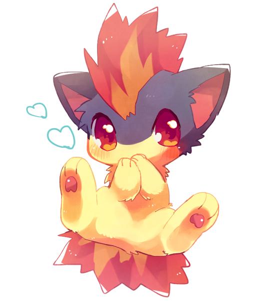 Work by pokemono pok mon baby pokemon cute pokemon - Cute pokemon fusions ...