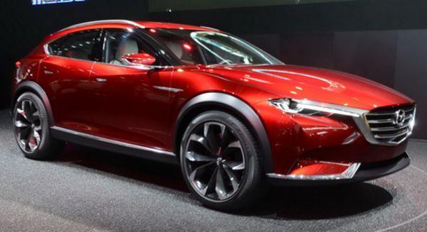 2016 Mazda Koeru Mazda Subaru Outback Subaru