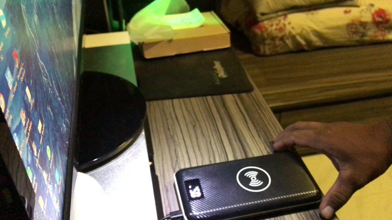 Kedron 24000 Mah Power Bank Wireless Charging Powerbank Portable Phone Charger Portable Power Bank