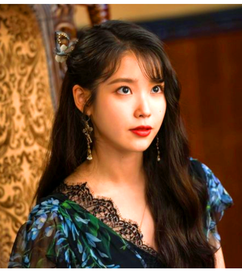 Hotel Del Luna Iu Inspired Hair Accessory 008 One Size Only