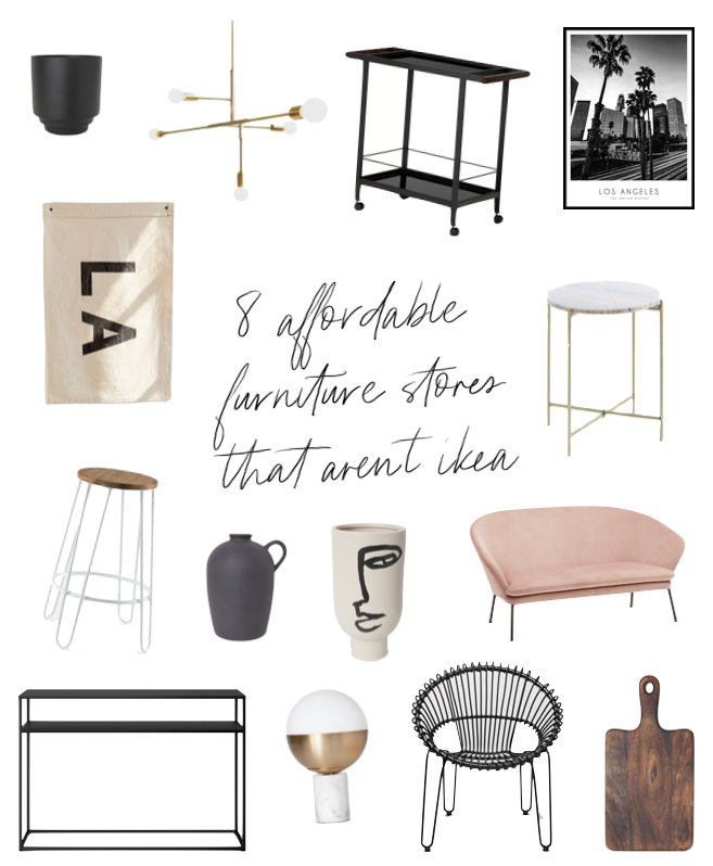 8 Affordable Home Decor Furniture Stores That Aren T Ikea