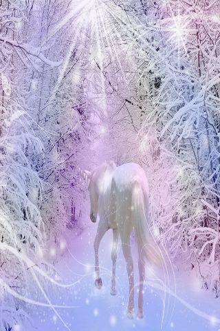 Unicorn Pegasus Live Wallpaper Download