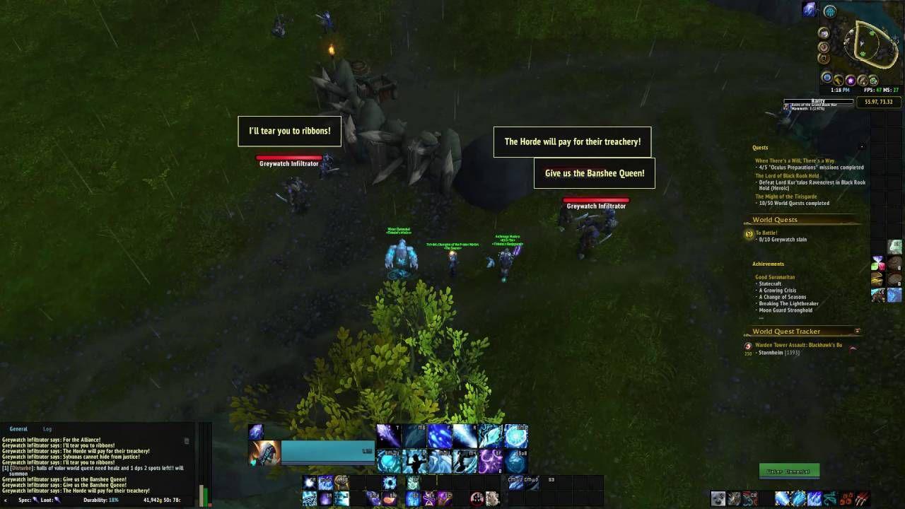 Worgen Are Really Annoying Worldofwarcraft Blizzard Hearthstone