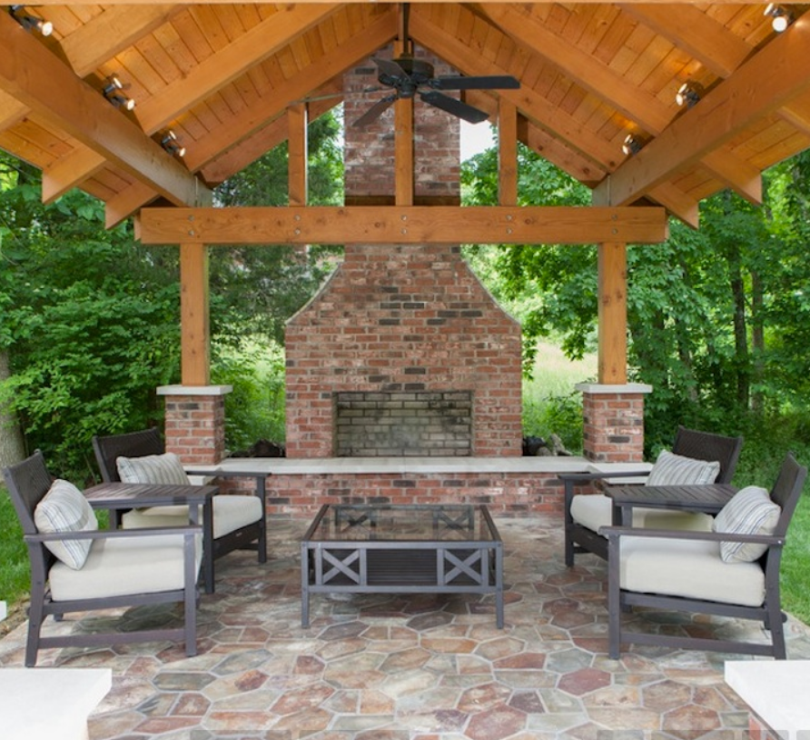 10 Chimney Basics Every Homeowner Needs To Know Outdoor Kitchen