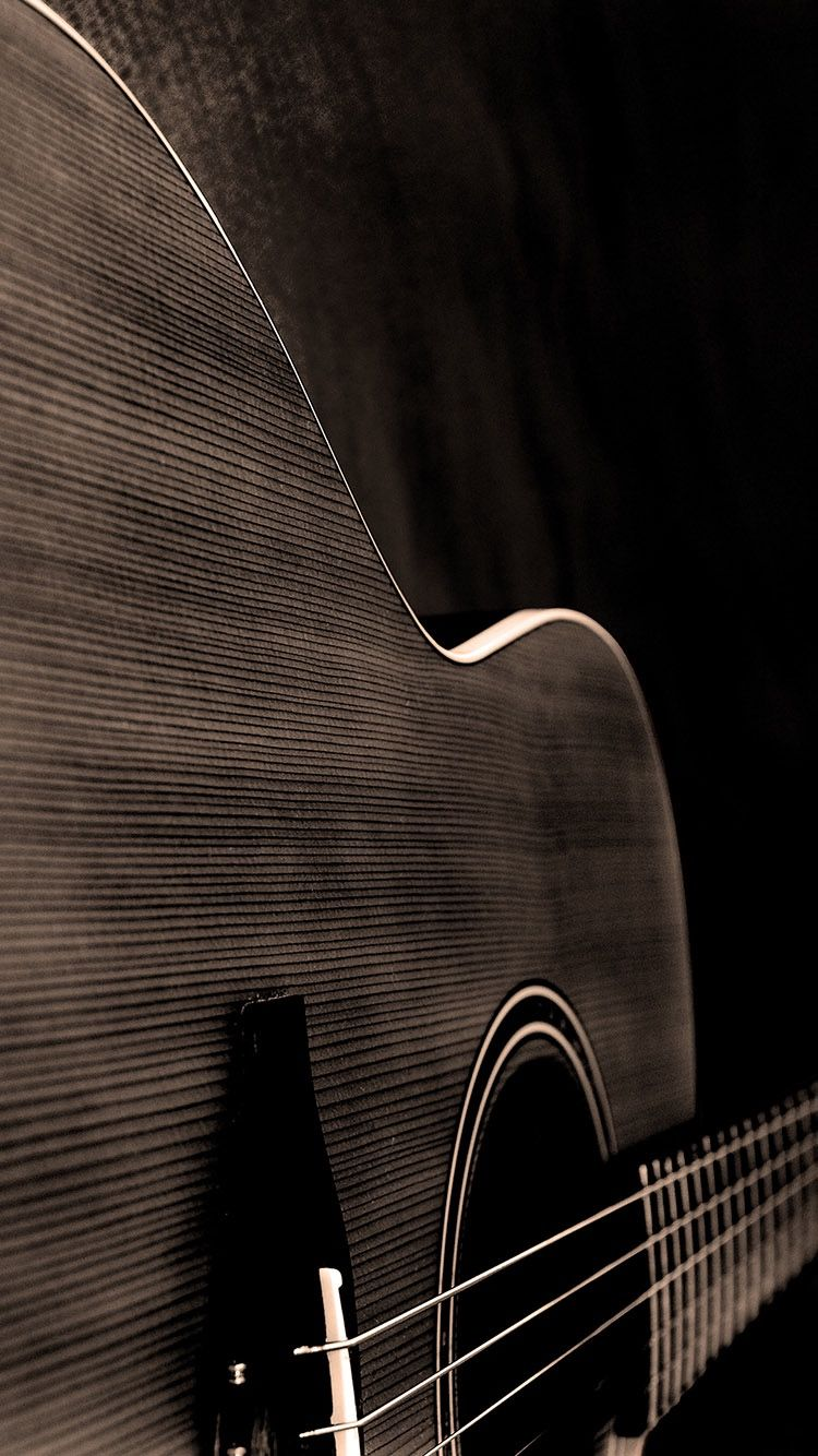TAP AND GET FREE APP Get This Cool Musical Wallpaper For IPhone 5 From
