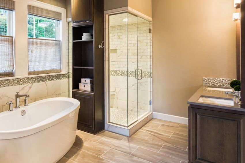 5 Simple Bathroom Makeover Ideas That Can Change Everything In 2020 Master Bathroom Design Average Bathroom Remodel Cost Bathrooms Remodel