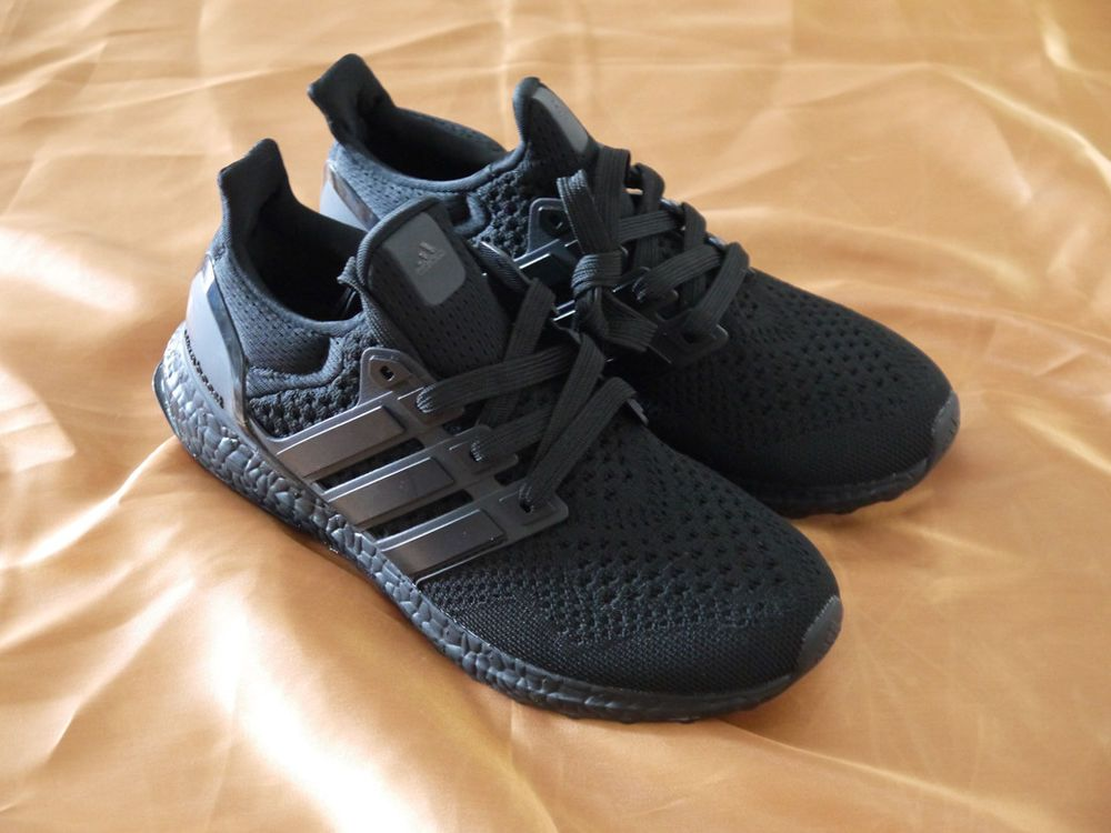 ... promo code for 100 authentic hombre hombre authentic zapatos adidas  ultra boost 3.0 triple negro 336f3f eb5def0eb7a0c