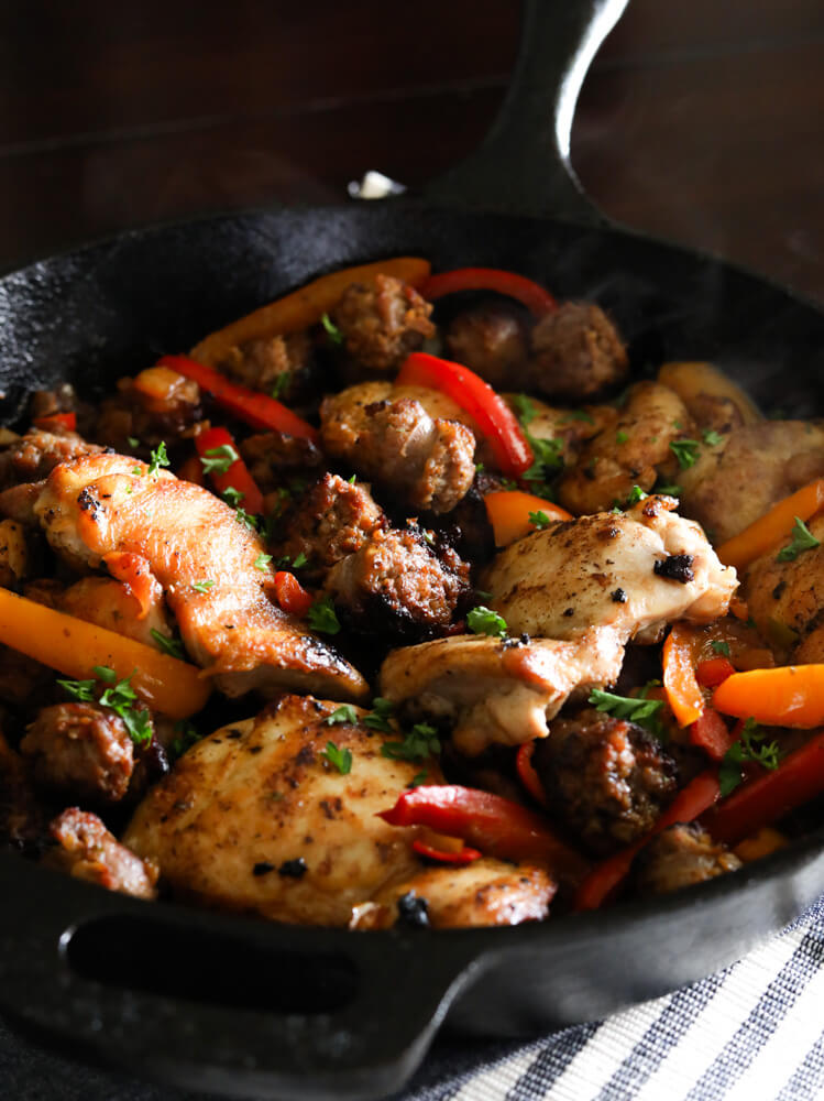 Mouthwatering Chicken Scarpariello Recipe