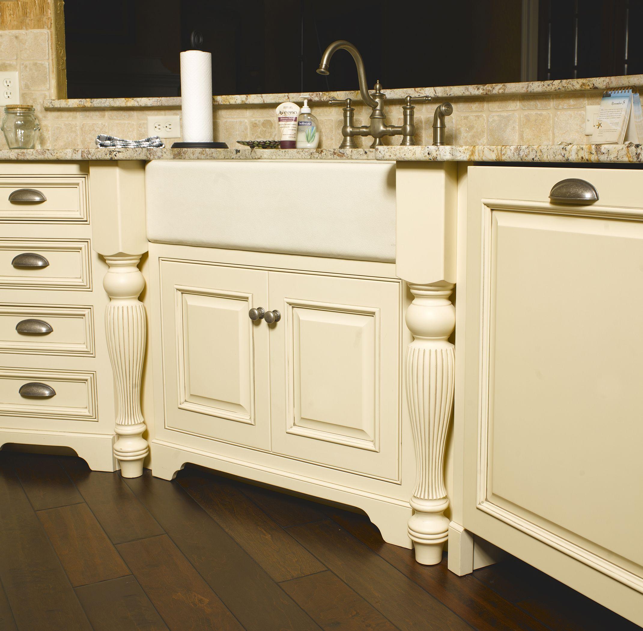 Pin By Herron S Amish Furniture On Amish Cabinets Kitchen Sink Cabinet Oak Bathroom Vanity