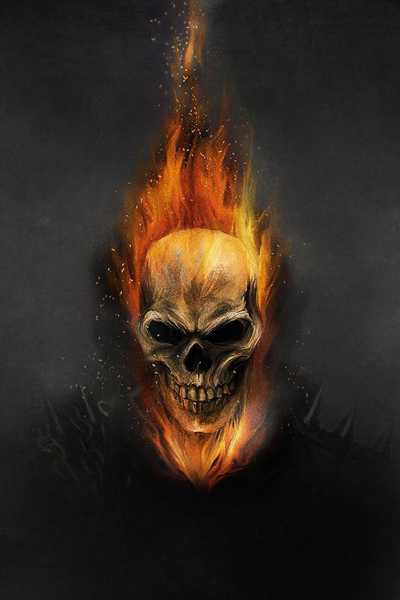Ghost Rider Phone Wallpapers Marvel In 2020 Ghost Rider Wallpaper Ghost Rider Marvel Ghost Rider