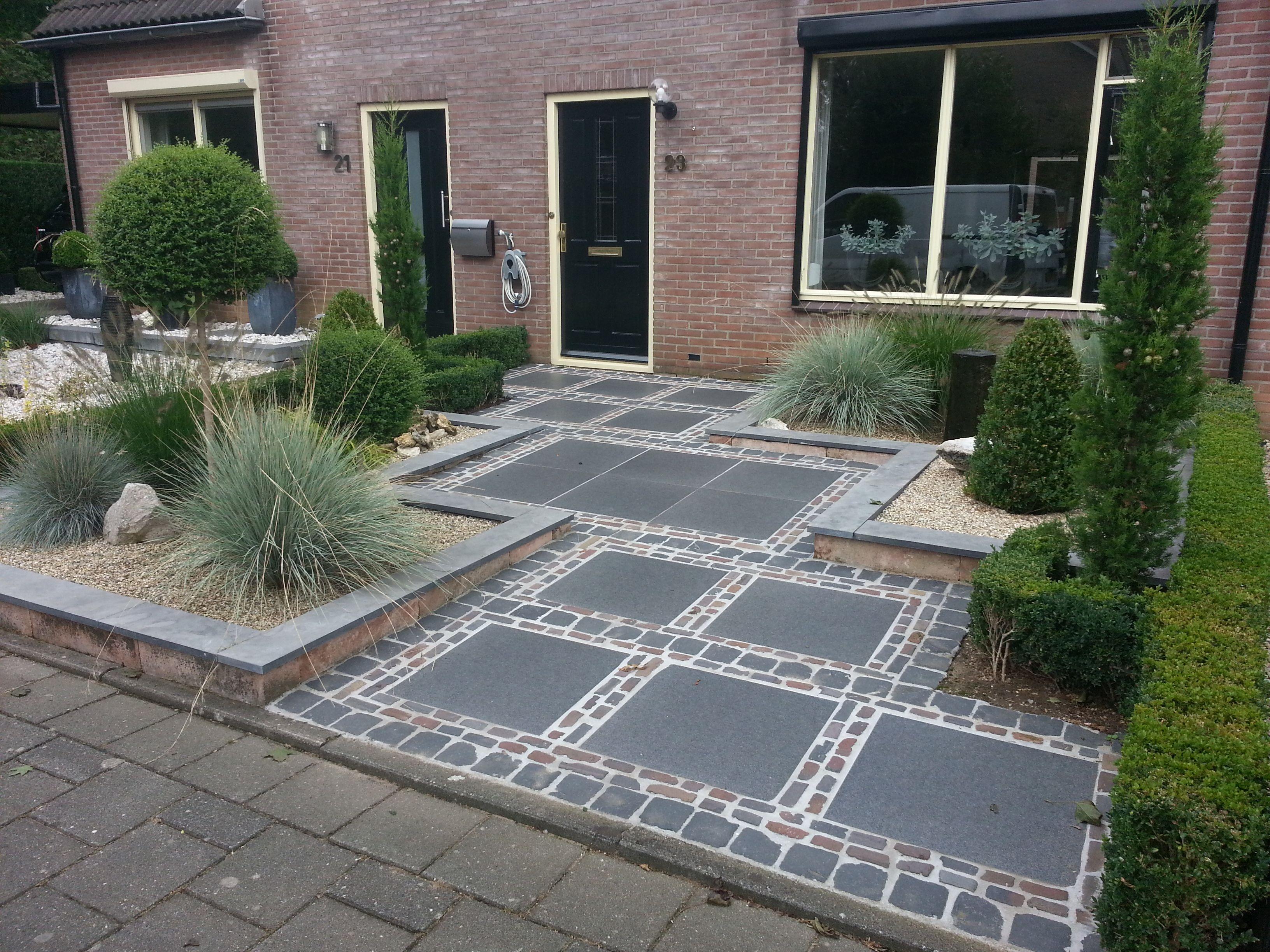 Tuin bestraten voorbeelden dekleinelunchfabriek