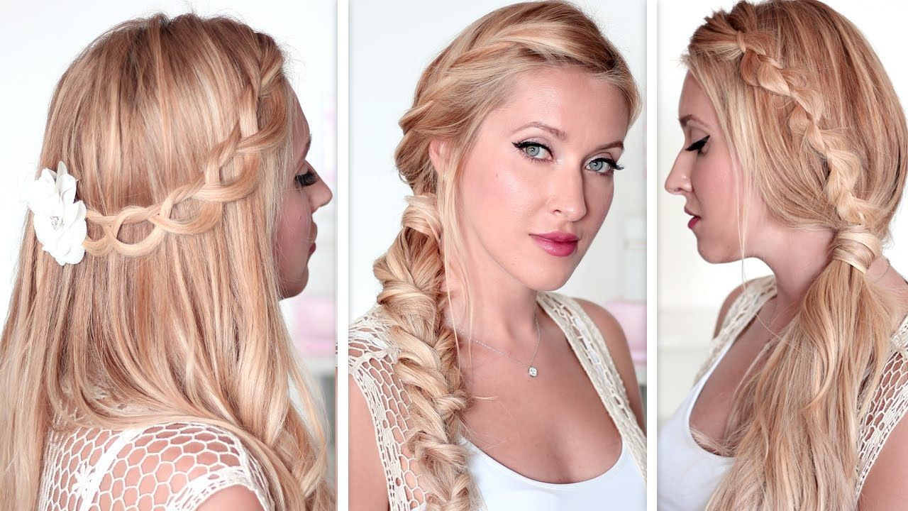 35 gorgeous easy hairstyles for women  hair tutorials for