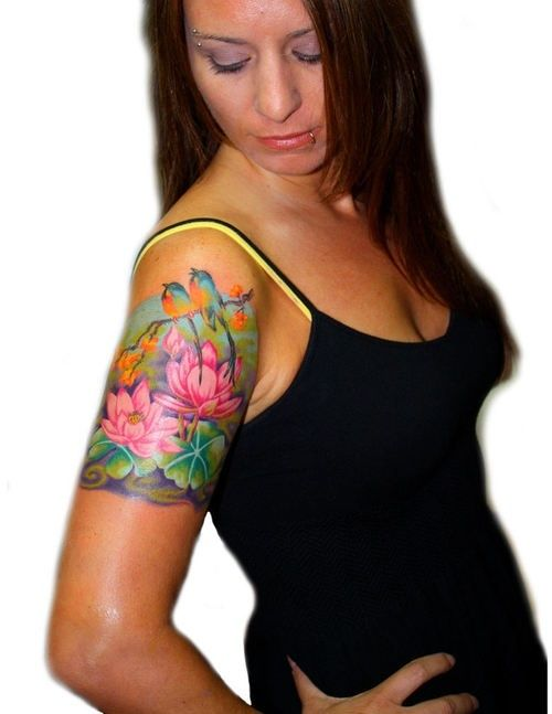 Half Sleeve Tattoo Designs Cool Tattoo Sleeve Ideas For Men And