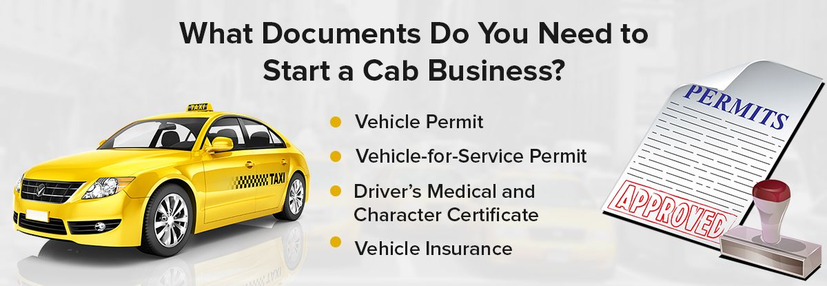 What Permits Are Needed Before Starting A Cab Business Cab
