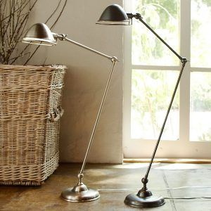 Pottery Barn Chelsea Floor Lamp With Tray | http://corbytown.info ...