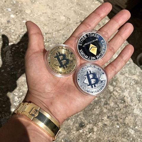 Cryptocurrency hack inside job