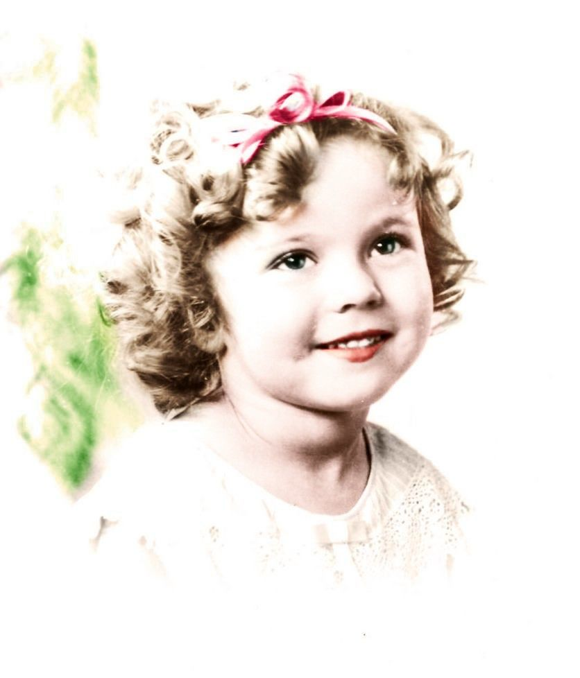 "Shirley Temple Little Princess 14 x 11/"" Photo Print"