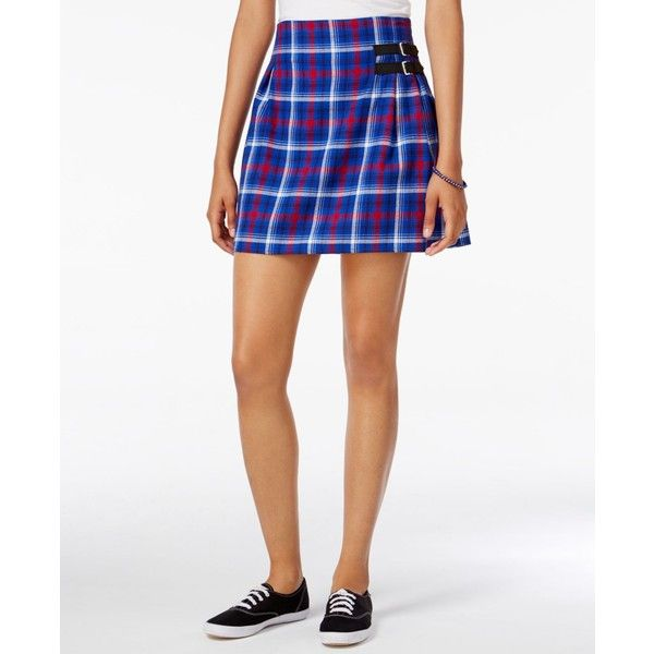 Short Pleated Skirts for Juniors
