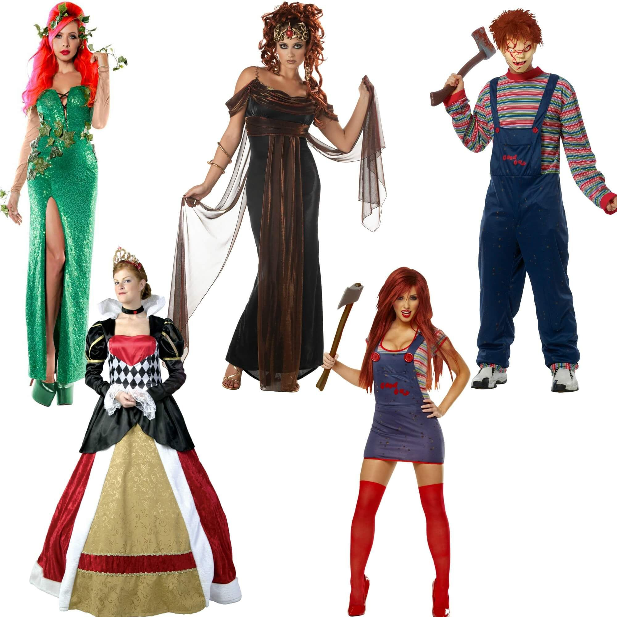sc 1 st  Pinterest & Halloween Costumes for Redheads