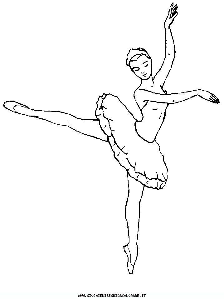 Balletto 16 Disegni Da Colorare Art Tutorials Ausmalbilder