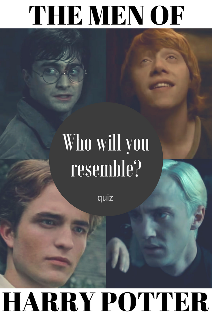 Which Male Harry Potter Character Are You Harry Potter Quiz Harry Potter Character Quiz Harry Potter Characters