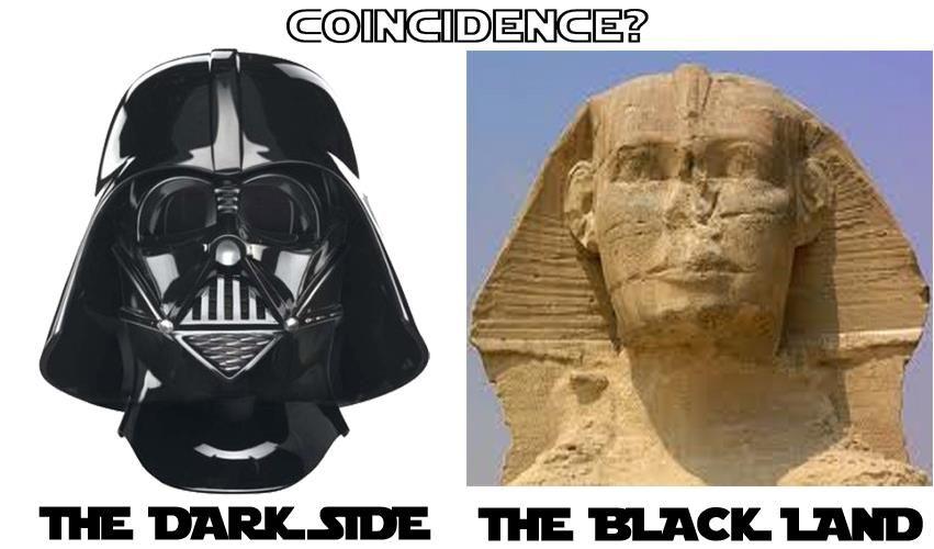 Djedi vs Jedi (google dat) | Black fact, Ancient technology, Coincidences