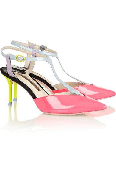 623ad71a72f5 Buy it now  Sophia Webster s 3-inch Ida heels