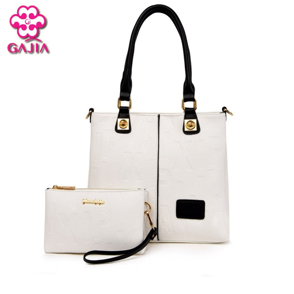 7d09c5d64c2 nice Hot Selling Famous Designers Messenger Handbags High Quality Leather Shoulder  Tote Bag Lady Casual Composite Bag Sets Women Bags