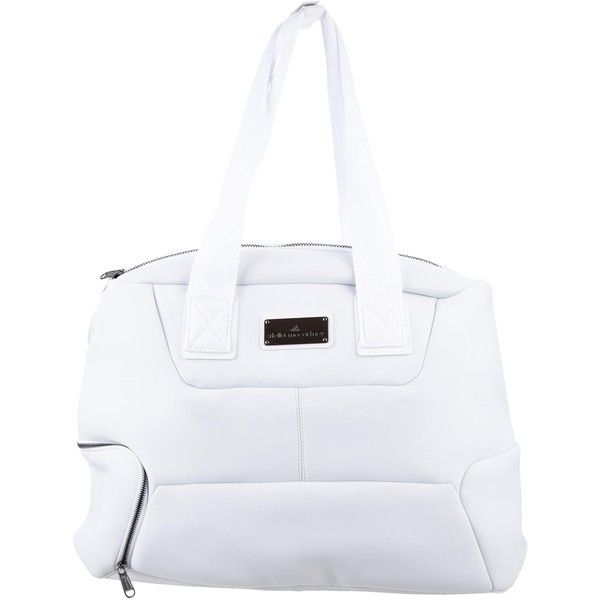 Pre-owned Stella McCartney for Adidas Neoprene Gym Bag ( 125) ❤ liked on  Polyvore featuring bags b2785ce86a2fe