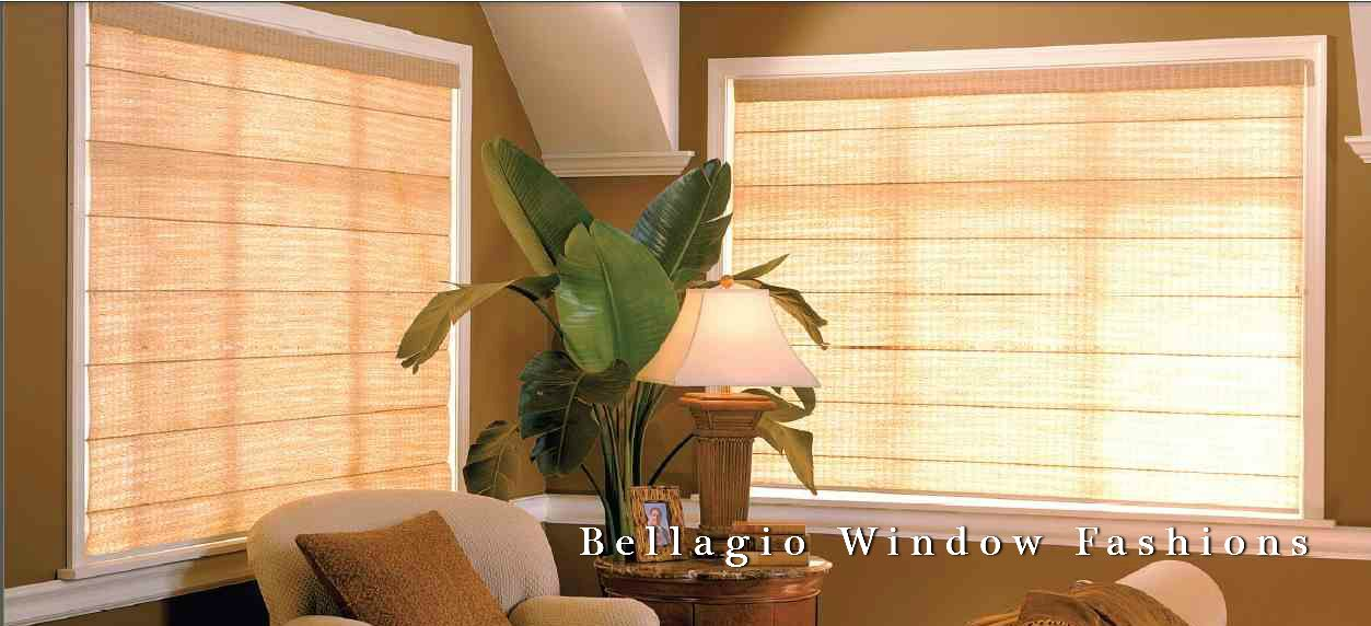 Woven Wood Shades - A HOT style to keep your home cool! At Bellagio Window Fashions. 419-381-2700 https://plus.google.com/+BellagioWindowFashionsToledo/posts