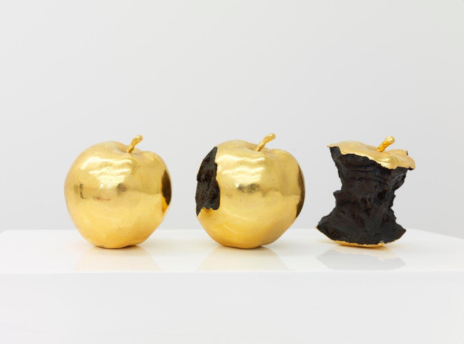 Gold Apple #gold