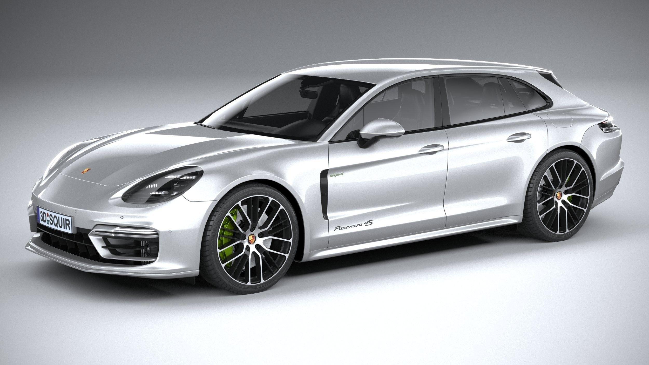Porsche Panamera 4 E Hybrid Sport Turismo 2021 Porsche Panamera Porsche Panamera 4 Porsche