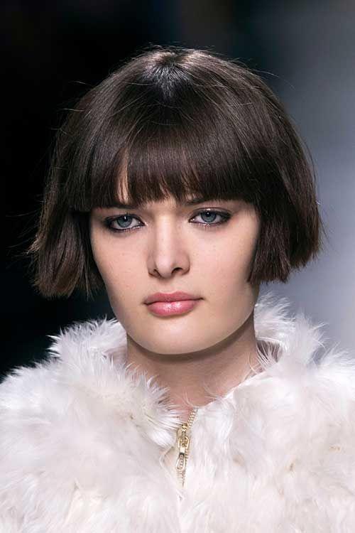 15 French Bob Haircut Haarschnitt Ideen Frisuren Styling Kurzes Haar