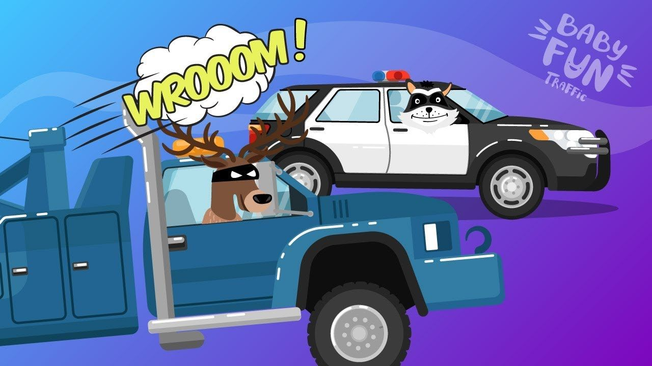 Hey Friends Check Our New Kids Video Let S Color Police Car Together Watch And Subscribe Cool Baby Stuff Coloring For Kids Cartoon Kids