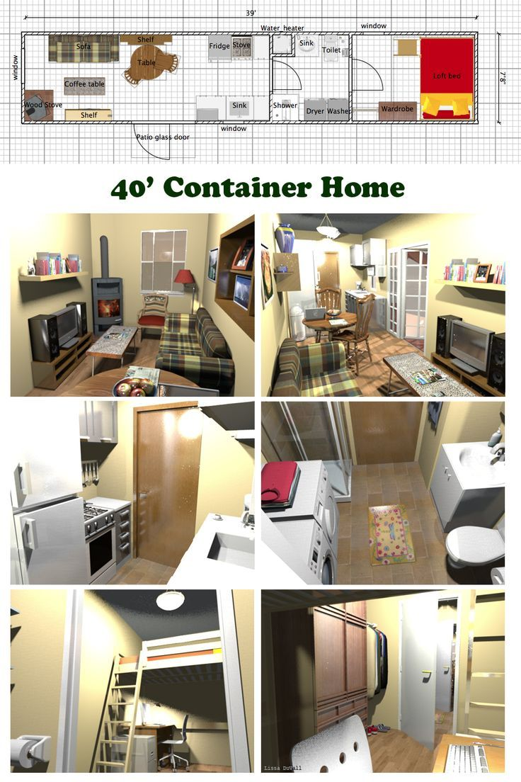 Cargo Container Building A Container Home Container House Container House Design