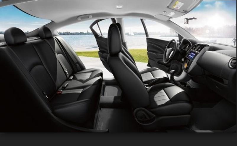 Nissan Versa 2018 Interior Design
