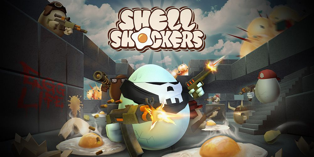 Welcome To Shell Shockers The World S Most Advanced Egg Based