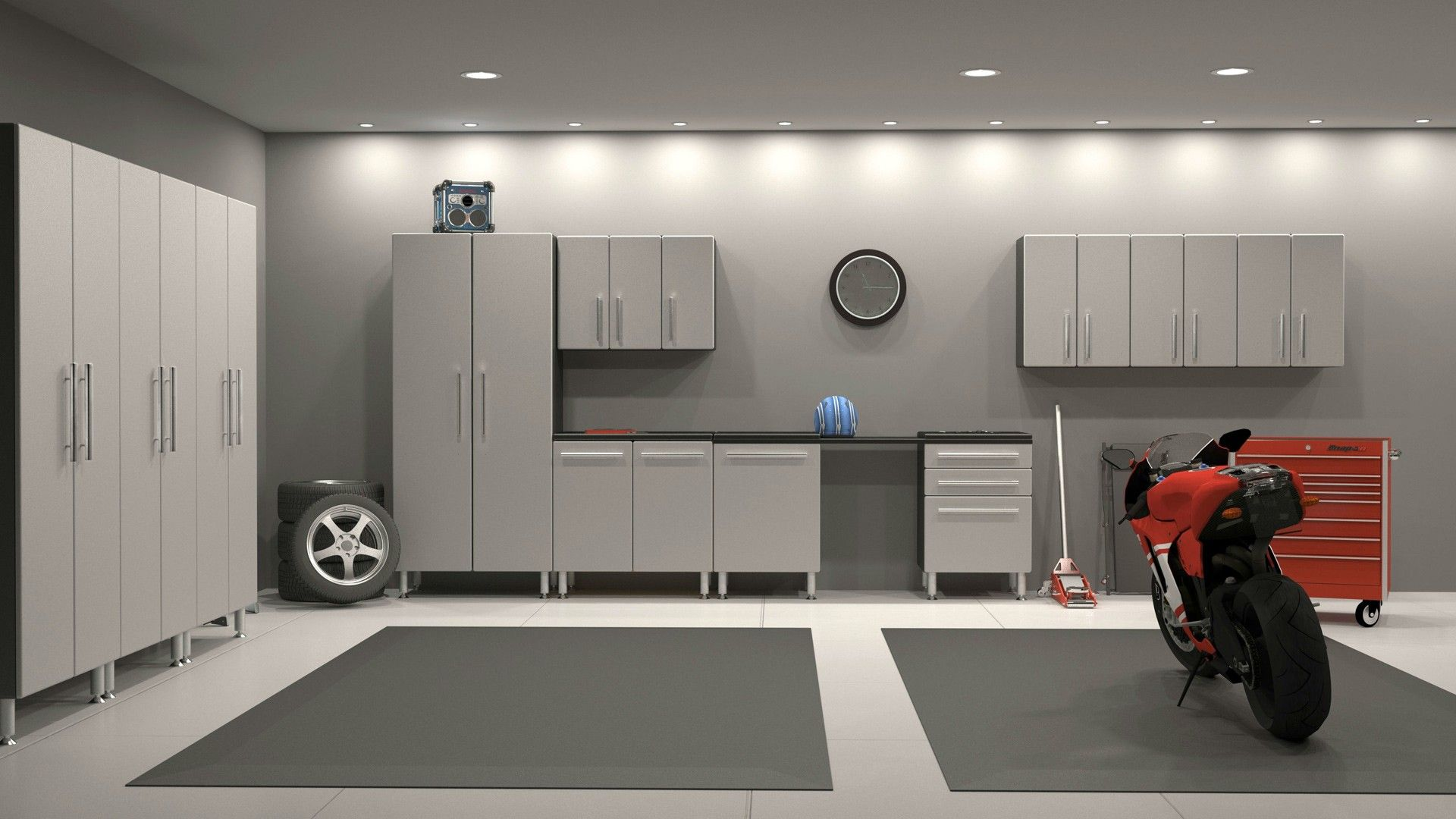 Garage Remodeling Ideas House Architecture Design Garage