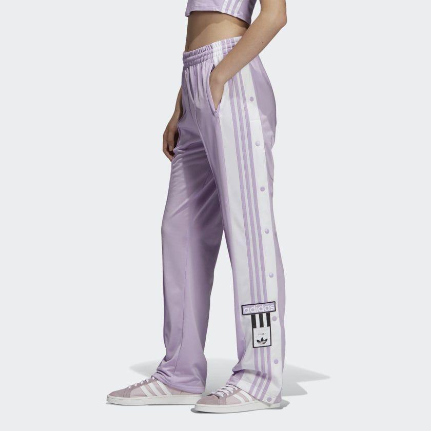 Adibreak Track Pants Purple Glow DV2556 | Track pants women
