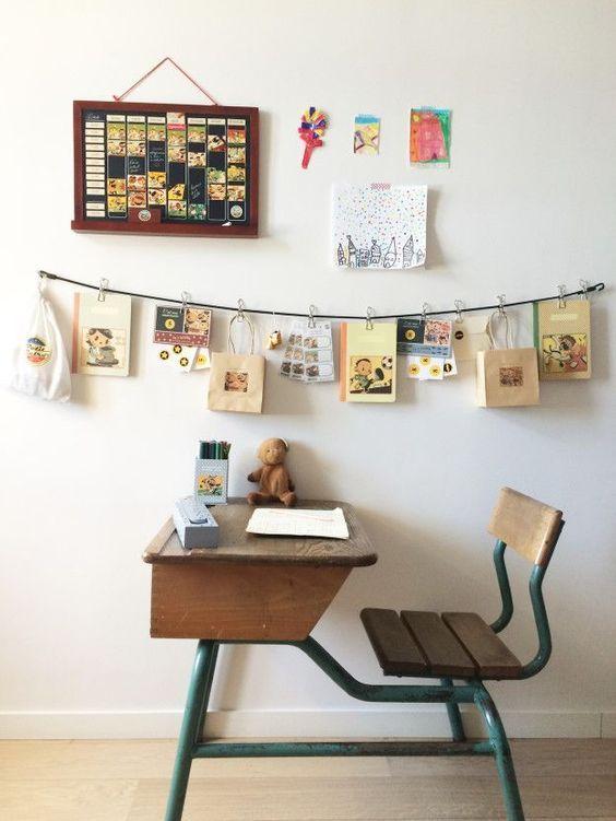 Kids Vintage Desk Bureaux Vintage Kidsdesign Kidsroom