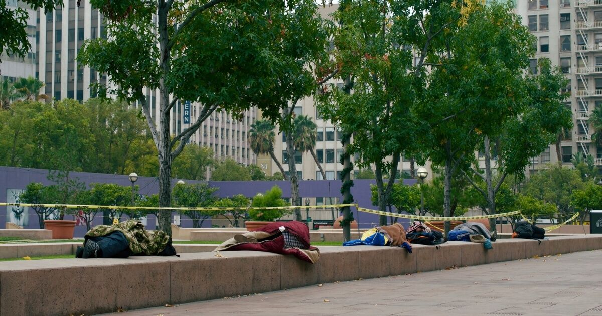 Homeless Population In Los Angeles Larger Than Total Population Of Flagstaff Arizona Https Www Westernjournal Com Home Los Angeles Arizona Flagstaff Arizona