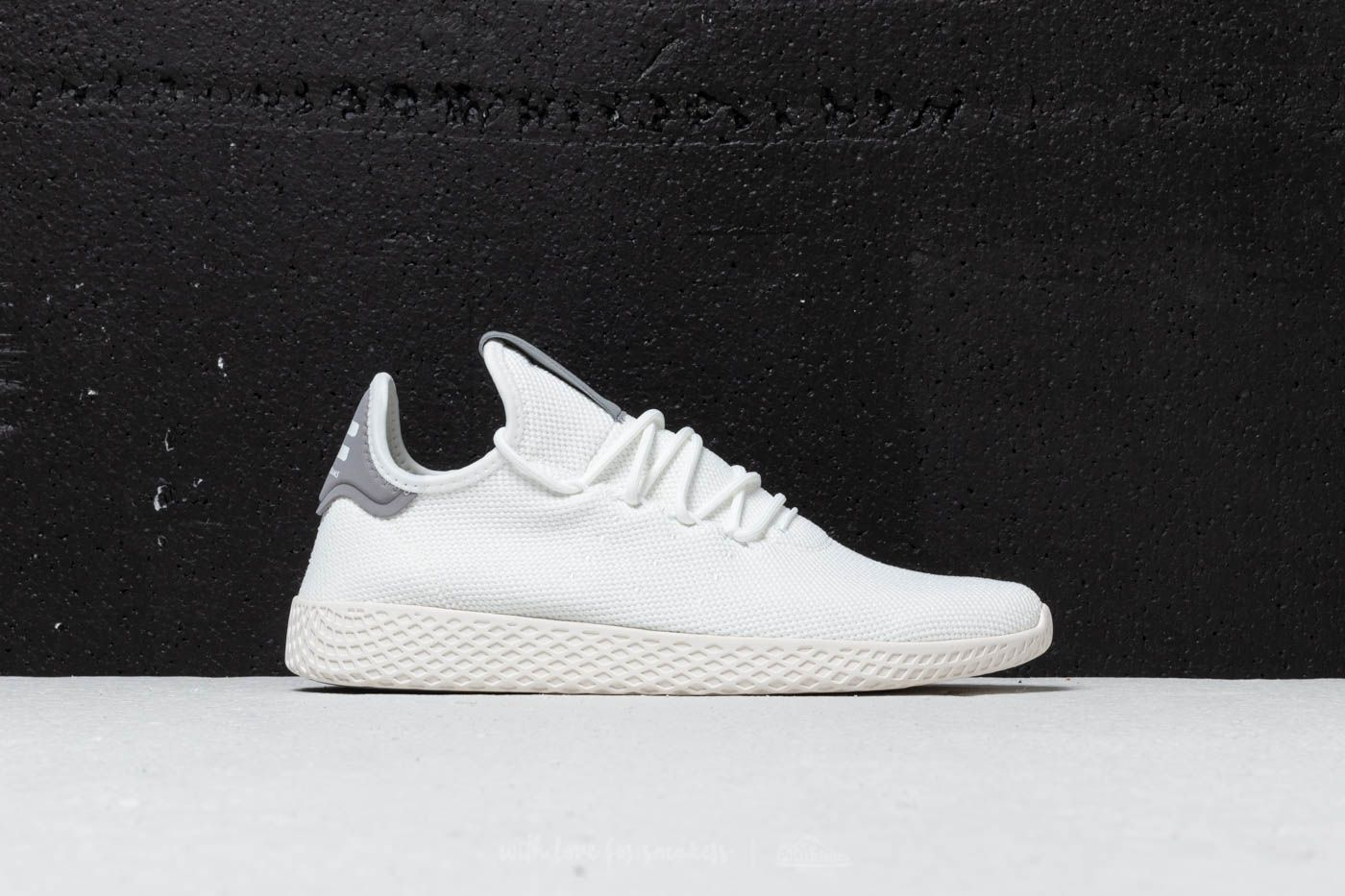 new products d440e 66692 adidas Pharrell Williams Tennis HU   Ftw White  Ftw White  Chalk White     124    adidasoriginals  adidas  pharell  sneakers