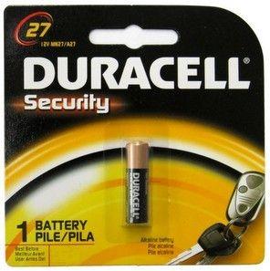 Duracell 12 Volt Alkaline Battery Mn27 1 Pack Duracell Alkaline Battery Duracell Batteries