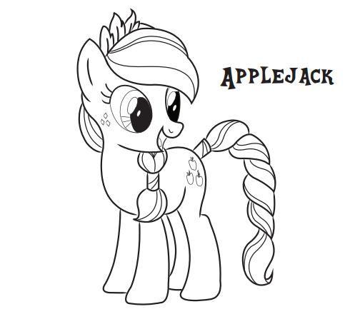 My Little Pony Coloring Pages Raskraski Detskie Raskraski Poni
