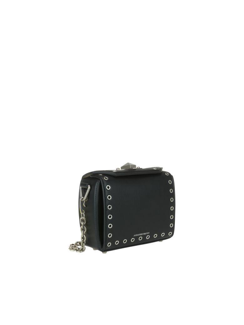 ALEXANDER MCQUEEN Alexander Mcqueen Box Bag. #alexandermcqueen #bags #leather #